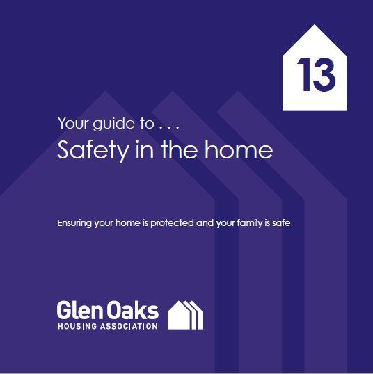 13 - Safety in the home